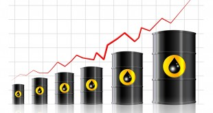Oil prices rise