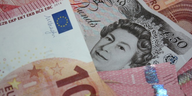 GBP/EUR