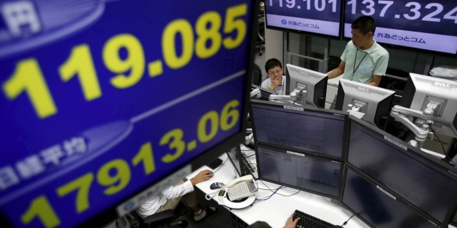Chinese Financial Markets